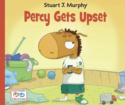 Percy Gets Upset EB9781607342748