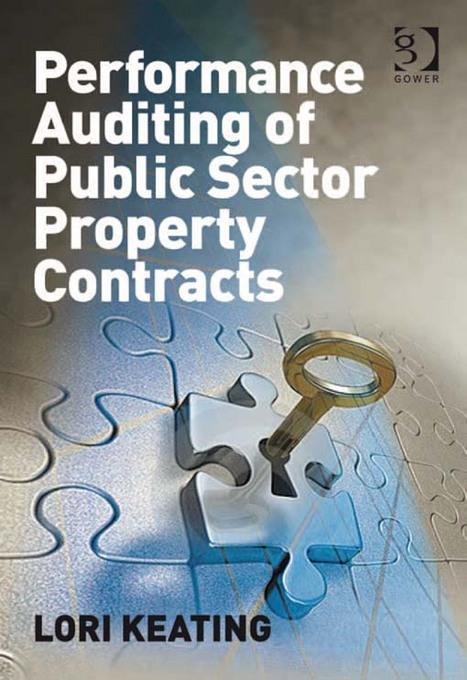 Performance Auditing of Public Sector Property Contracts EB9781409459064