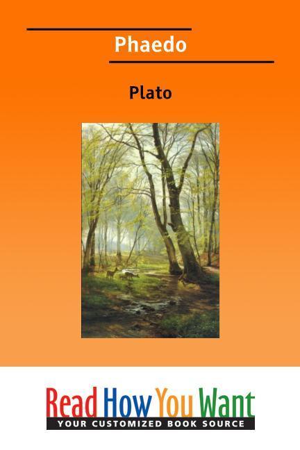 Phaedo EB9781458710222