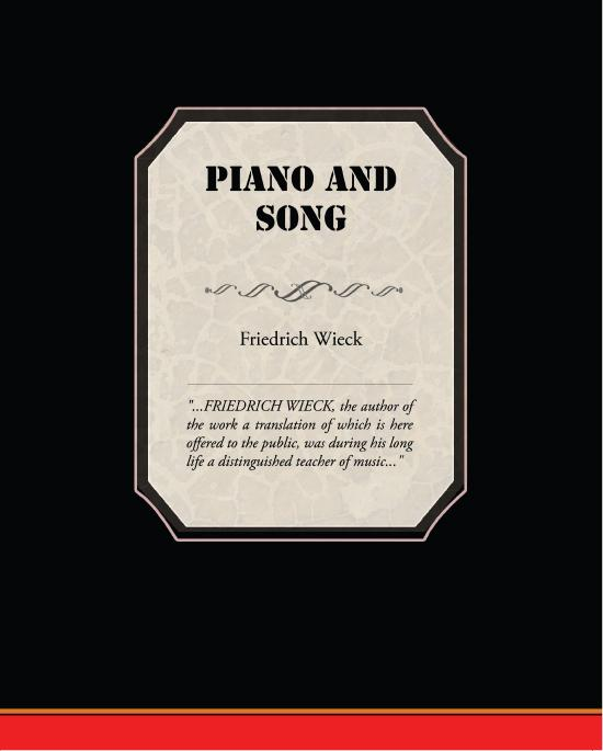 Piano and Song EB9781438551067