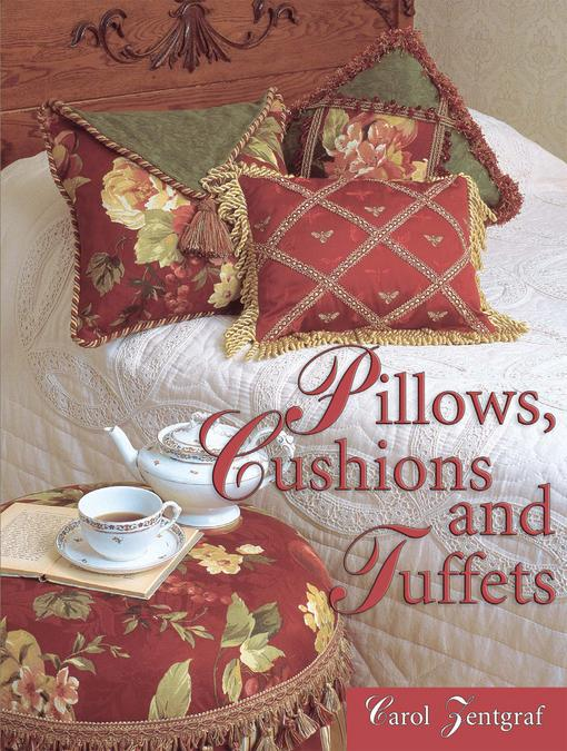 Pillows, Cushions and Tuffets EB9781440222672