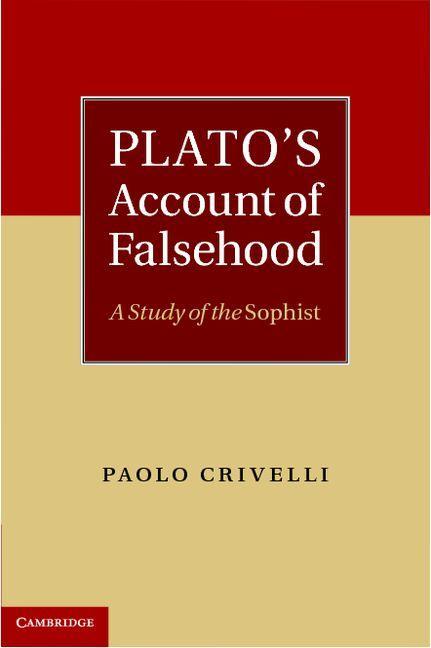 Plato's Account of Falsehood
