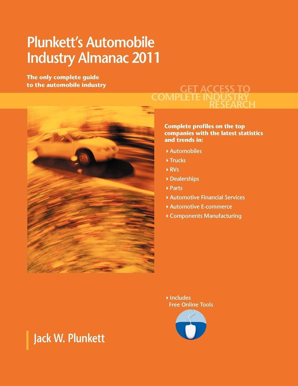 Plunkett's Automobile Industry Almanac 2011 EB9781593925246