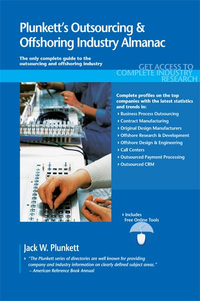 Plunkett's Outsourcing & Offshoring Industry Almanac [With Free Web Access] EB9781593925161