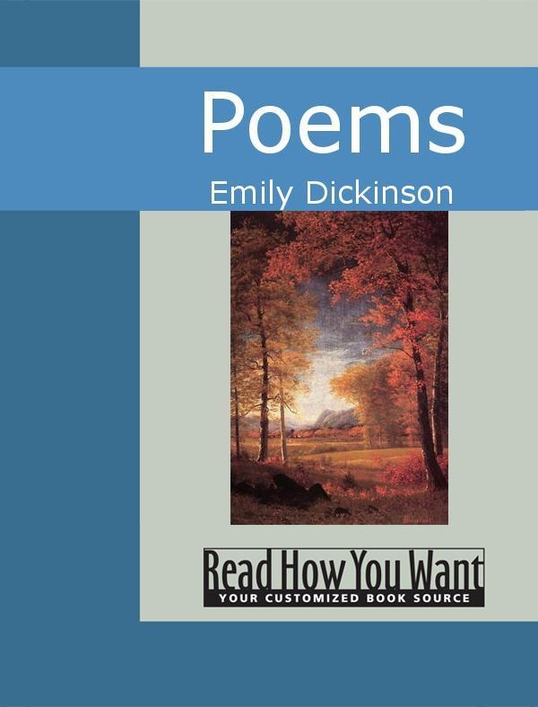 Poems EB9781442936904
