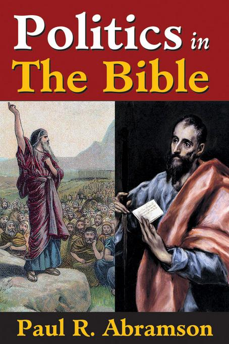 Politics in the Bible EB9781412847964