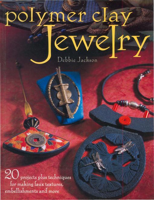 Polymer Clay Jewelry EB9781440319754