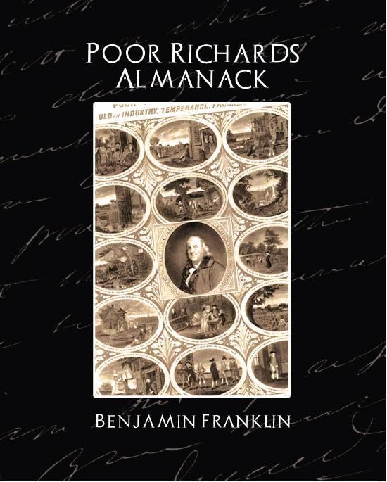 Poor Richard's Almanack (revised edition) EB9781438542164