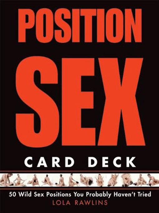 Position Sex Card Deck EB9781610580779