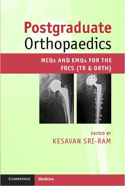 Postgraduate Orthopaedics EB9781139199971