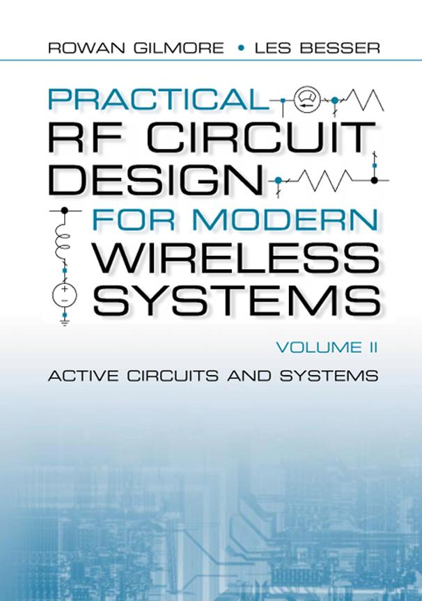 Practical RF Circuit Design for Modern Wireless Systems: Vol. II - Active Circuits and Systems EB9781580536745