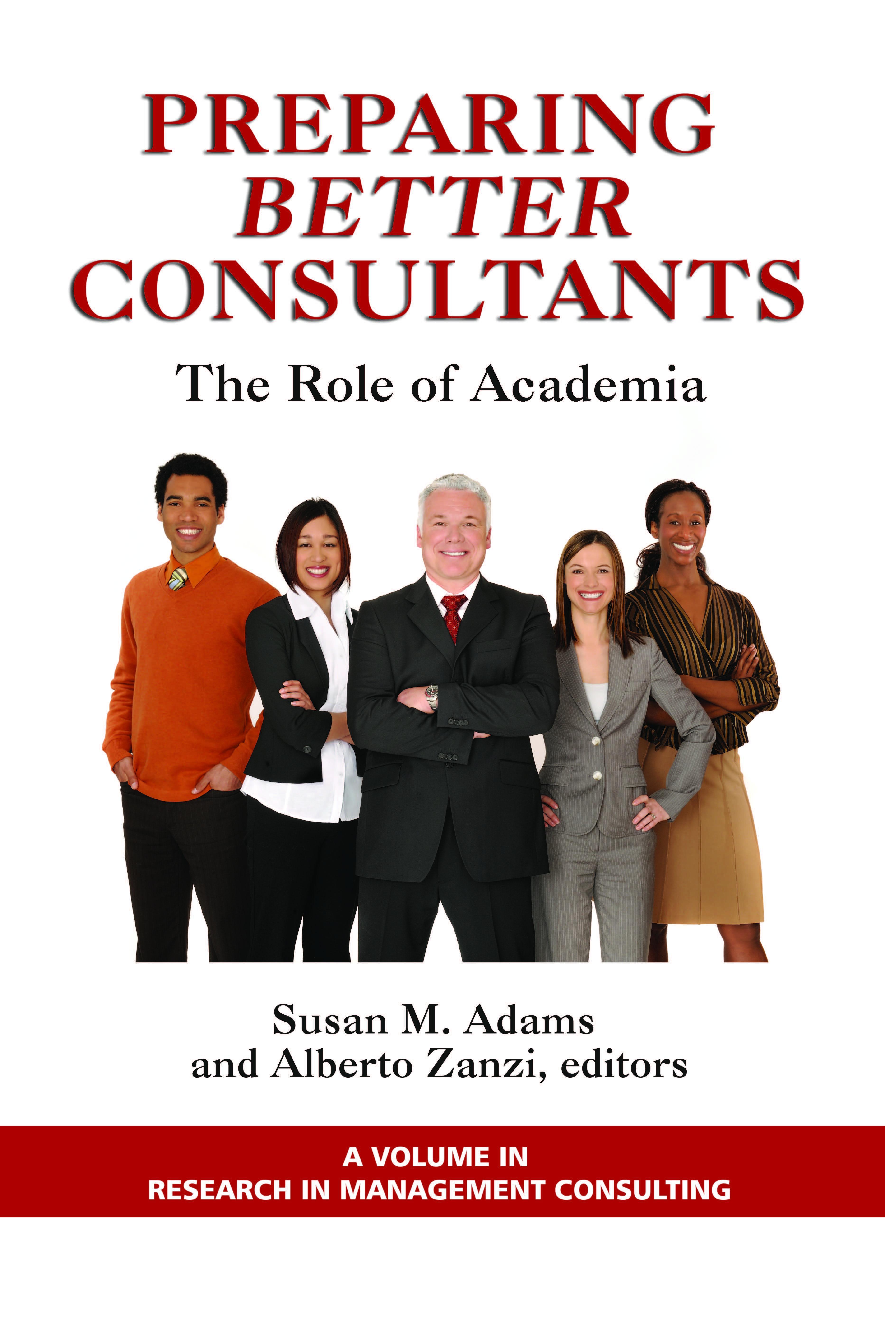 Preparing Better Consultants: The Role of Academia EB9781617356162