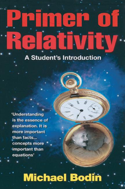 Primer of Relativity: A Student's Introduction EB9781412209694