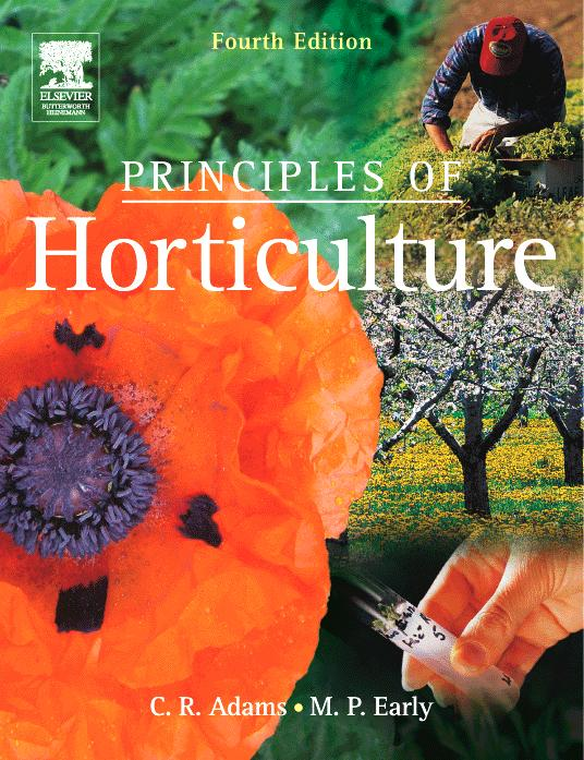 Principles of Horticulture EB9781592783670