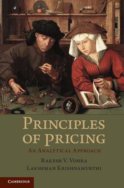 Principles of Pricing EB9781139211352