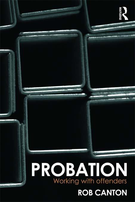 Probation EB9781136673610