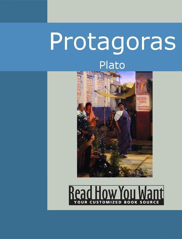 Protagoras EB9781442941786