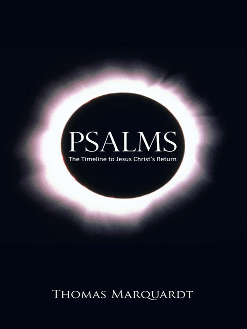 Psalms: The Timeline to Jesus Christ's Return EB9781426963346