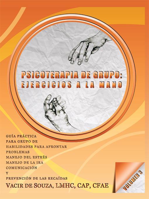 Psicoterapia de grupo: ejercicios a la mano-Volumen 3 EB9781450278515