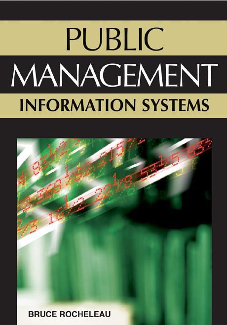 Public Management Information Systems EB9781591408093