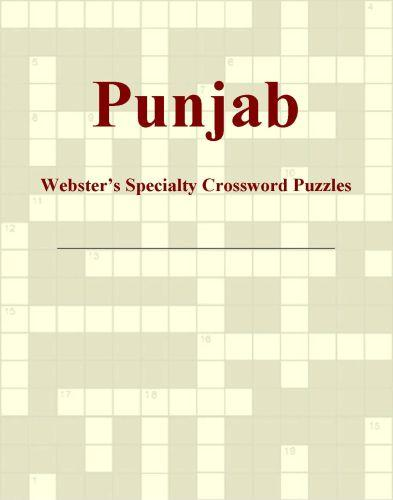 Punjab - Webster's Specialty Crossword Puzzles
