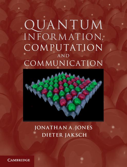 Quantum Information, Computation and Communication EB9781139512312