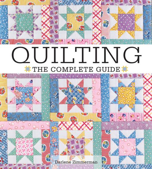 Quilting The Complete Guide EB9781440220999