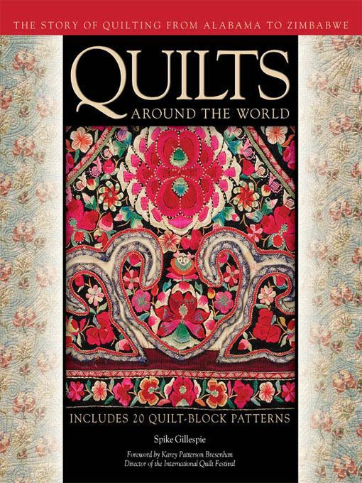 Quilts Around the World EB9781610600910