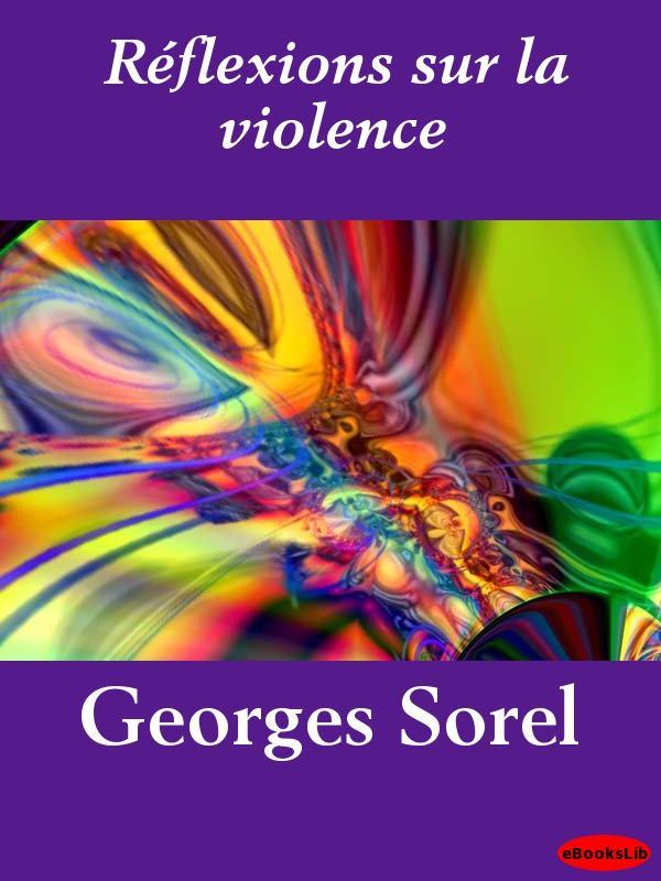 R?flexions sur la violence EB9781412194518