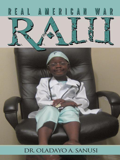 RAW: Real American War EB9781450205009