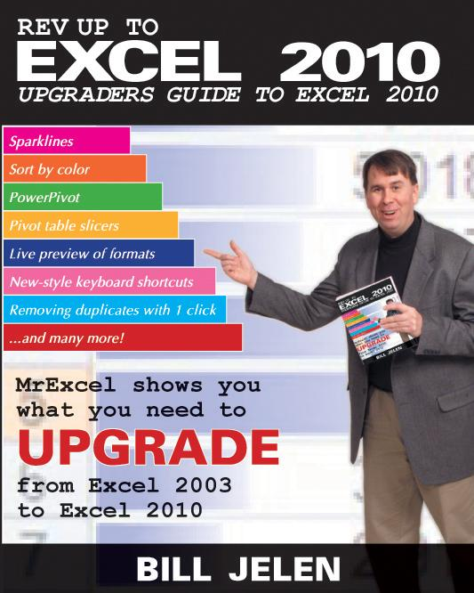 REV Up to Excel 2010: Upgraders Guide to Excel 2010 EB9781615472000