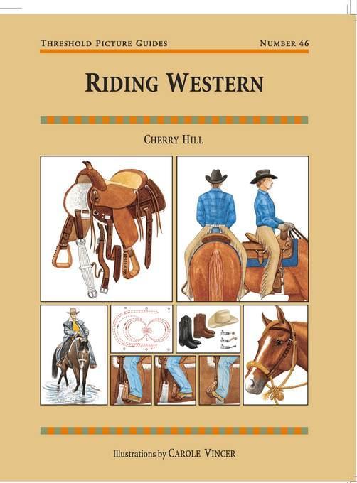 RIDING WESTERN EB9781905693849