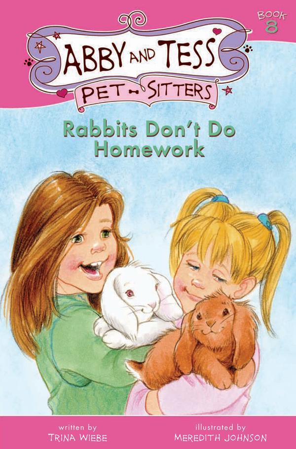 Rabbits Don't Do Homework: Book 8 EB9781458714855