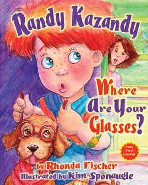 Randy Kazandy, Where Are Your Glasses EB9781935137818