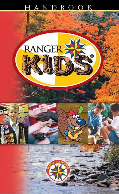 Ranger Kids Handbook EB9781607313328