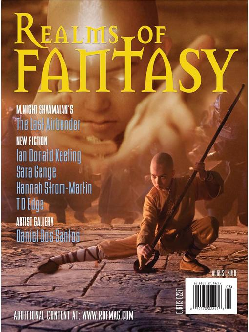 Realms of Fantasy Magazine-August 2010 Issue EB9781615723270