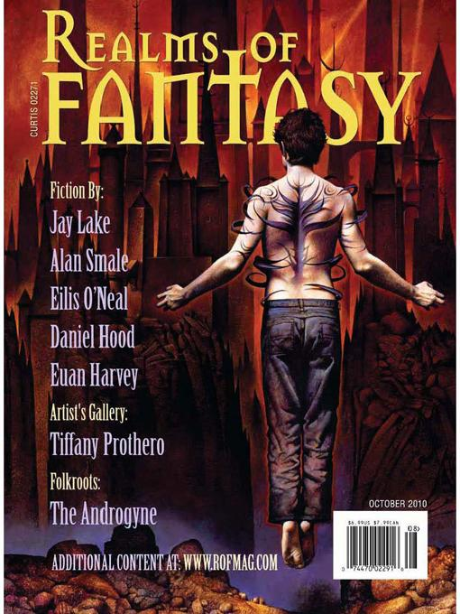Realms of Fantasy Magazine-October 2010 Issue EB9781615723287