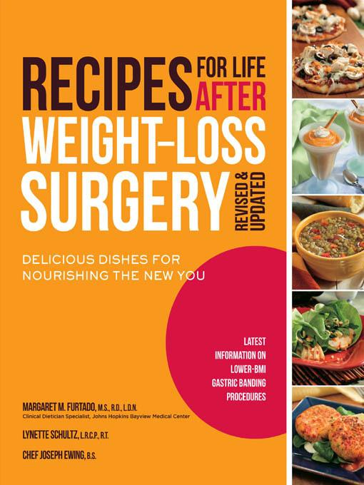 Recipes for Life After Weight-Loss Surgery, Revised and Updated EB9781610581820