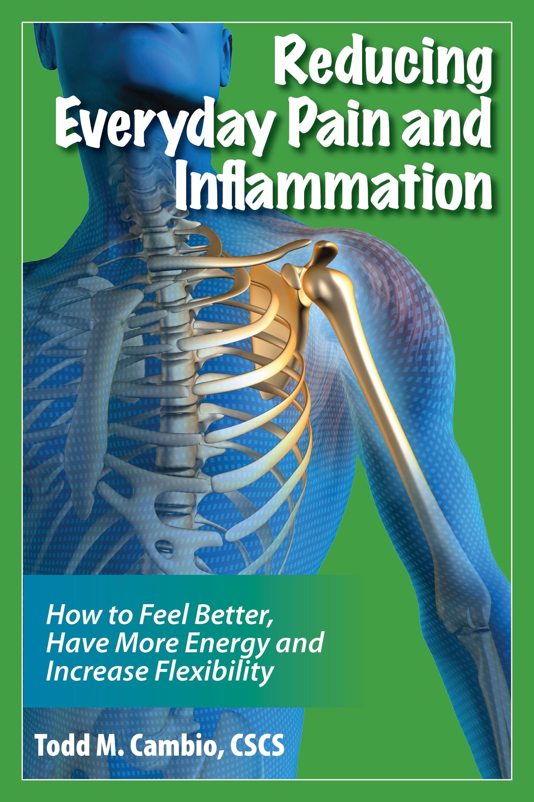 Reducing Everyday Pain and Inflammation: How to Feel Better, Have More Energy and Increase Flexibility EB9781936910199