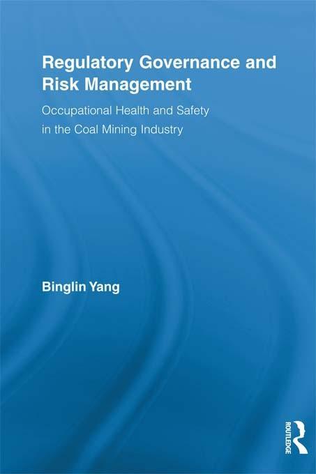 Regulatory Governance and Risk Management EB9781136640247
