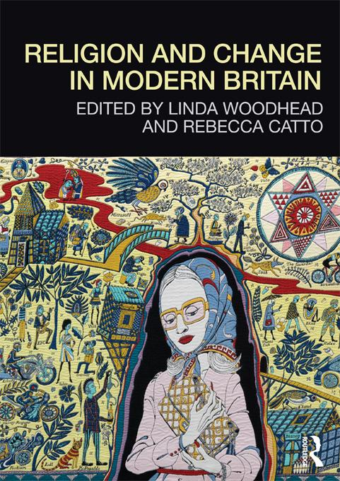 Religion and Change in Modern Britain EB9781136475009