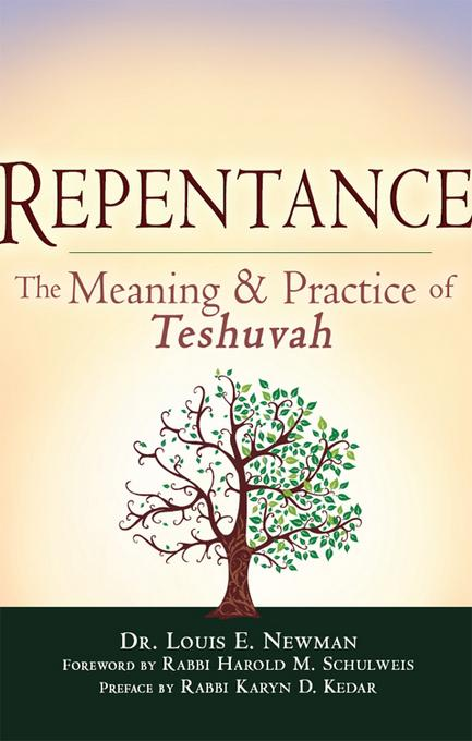 Repentance: The Meaning and Practice of Teshuva EB9781580235846