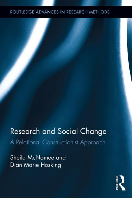 Research and Social Change EB9781136463211