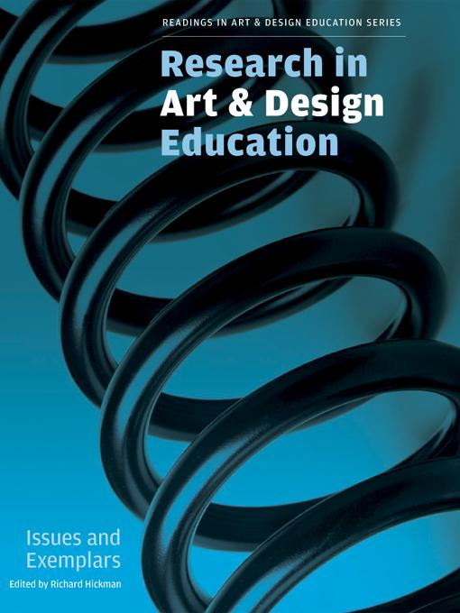 Research in Art and Design Education: Issues and Exemplars EB9781841501994