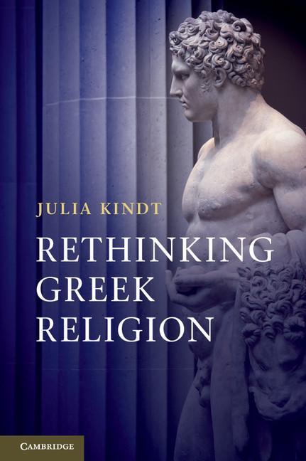 Rethinking Greek Religion EB9781139557672