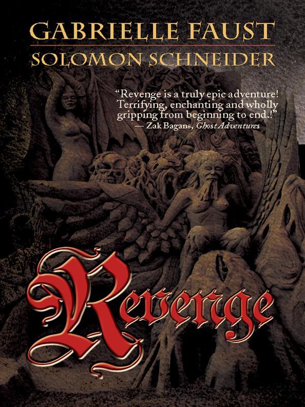 Revenge EB9781935460404