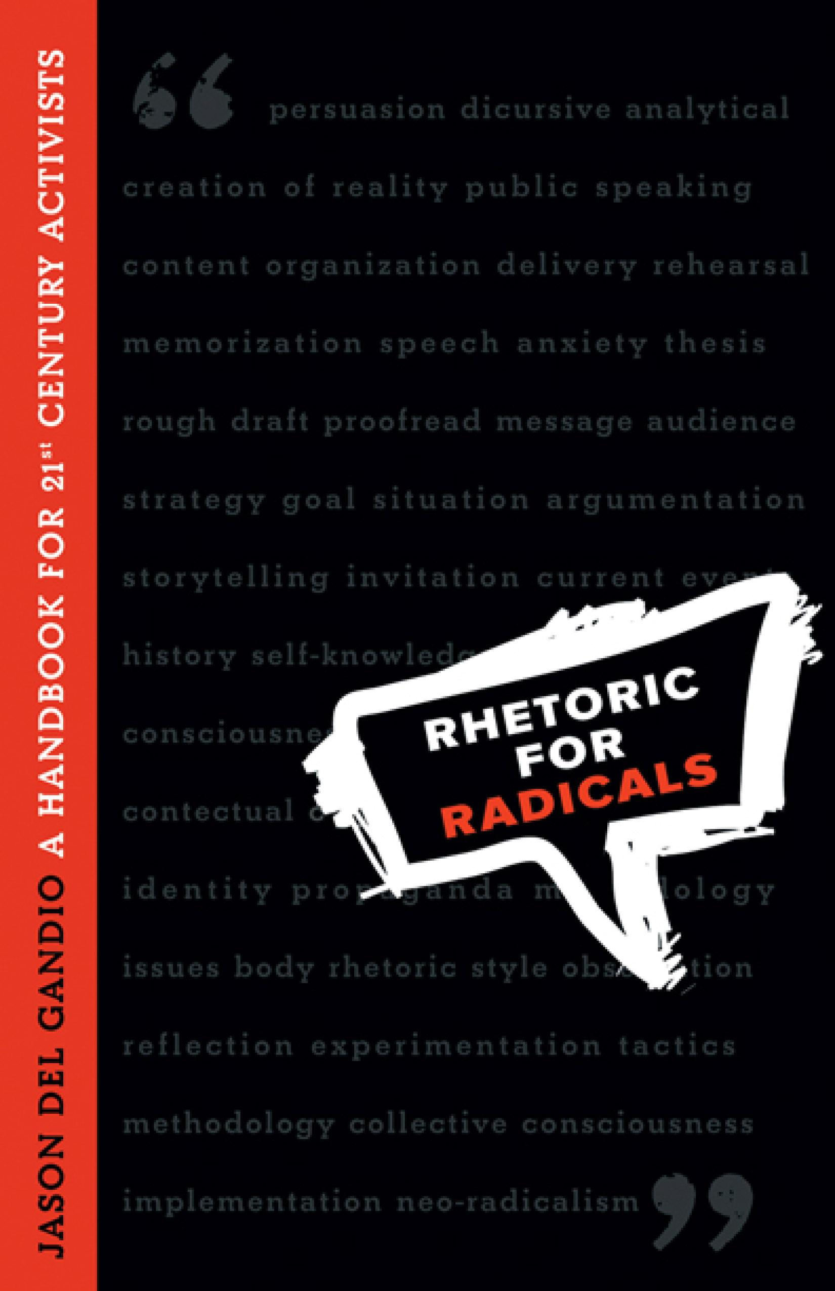 Rhetoric for Radicals: A Handbook for 21st Century Activists EB9781550924114