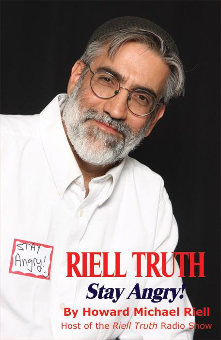 Riell Truth - Stay Angry! EB9781602648319