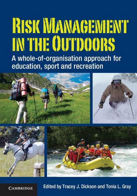 Risk Management in the Outdoors EB9781139511865