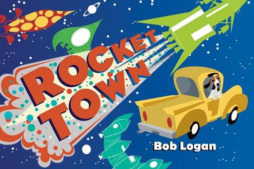 Rocket Town EB9781402263422